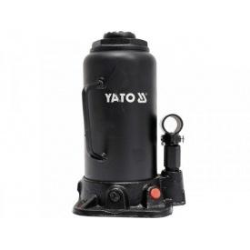Домкрат гідравлічний стовпчик YATO 15 т 230-462 мм