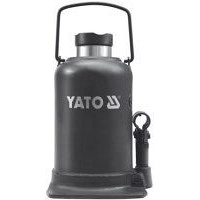 Домкрат гидравлический столбик YATO 15 т 231-498 мм