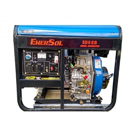 Генератор EnerSol SD-6EB