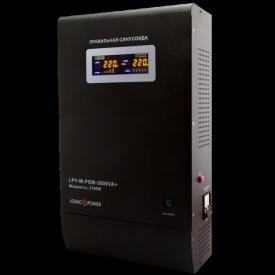 Источник бесперебойного питания ИБП LogicPower LPY- W - PSW-3000VA+ 2100Вт 10A/15A