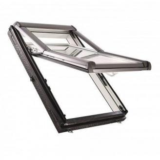 Мансардное окно Roto Designo R75K WD 05/07 74х118
