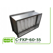 Повітряний фільтр для канальної вентиляції C-FKP-60-35-G4-panel
