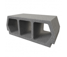 Блок перекрытия Терива бетонный 520х240х210 мм