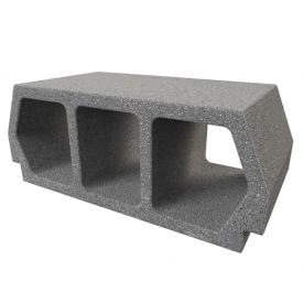 Блок перекриття Теріва бетонний 520х240х210 мм