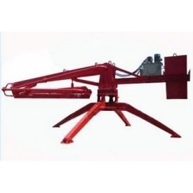 Мобильная бетонораздаточная гидравлическая стрела HGY 21 21 м 360 градусов