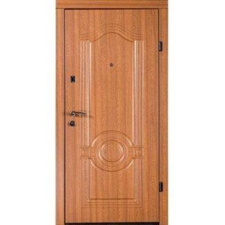 Двери входные Redfort ЛОНДОН Эконом золотой дуб 860х2050 мм