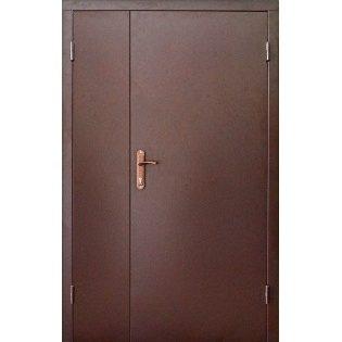 Двери входные Redfort Техническая Эконом 2 листа металла 1200х2050 мм
