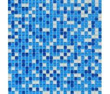 Мозаїка, скляна, VIVACER MixL01 30x30 см