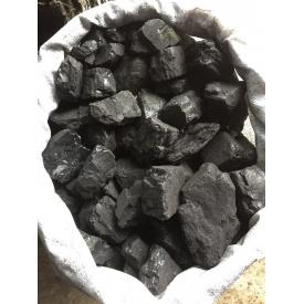 Уголь марки Д в мешках 25 кг