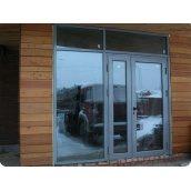 Алюмінієві двері Alutech W72