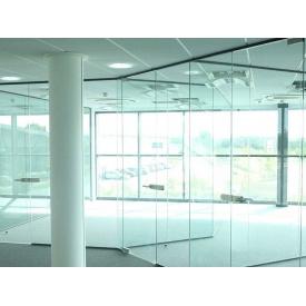 офисная стекляная перегородка Aluprof 80