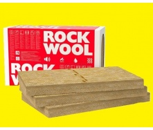 Плита з кам'яної вати для фасаду Rockwool Frontrock Max E 1000x600x100 мм