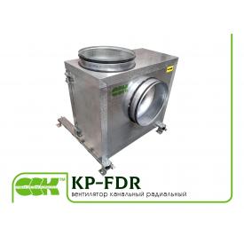 Вентилятор KP-FDR-3,55-4-380 канальный радиальный для кухонь