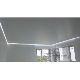 Натяжной потолок матовый 0,17 мм белый