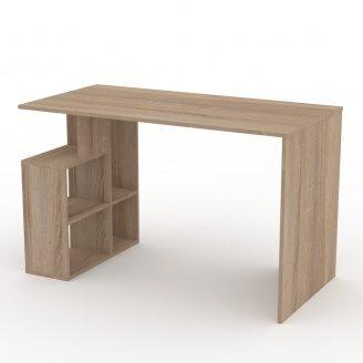 Стол Компанит Ученик-3 120х73х60 см дуб санома