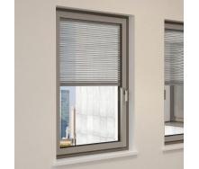 Окно из алюминиевого профиля Алютех W72
