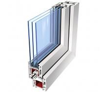 Cтеклопакет с энергосберегающим стеклом