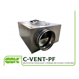 Вентилятор канальный для C-VENT-PF-200-4-220 круглых каналов с вперед загнутыми лопатками