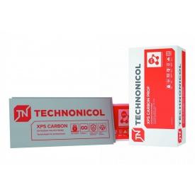 Пінополістирол екструдований XPS ТехноНІКОЛЬ CARBON PROF 300 L 1180х580х50 мм