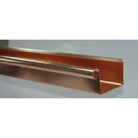 Желоб квадратный Gromo 333 (120) мм