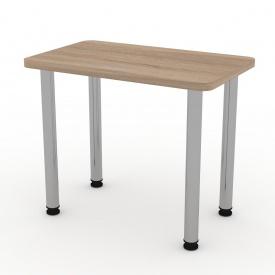 Стол кухонный Компанит КС-9 90х55х72 дуб санома