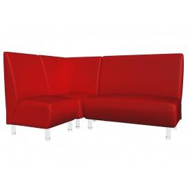 Комплект мягкой офисной мебели Актив Sentenzo 1300х1400х1030 мм