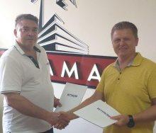 """МГК """"Вирамакс"""" и известный европейский производитель строительных подъёмников STROS стали партнерами"""