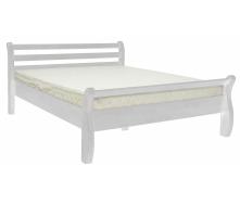 Кровать Мебель-Сервис Афина 160 белая