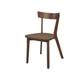 Стул Мебель-Сервис Франко 80х47х52 см орех