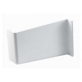 Заглушка для навеса 806 белая левая Camar