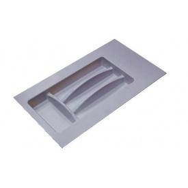 Пенал для посуды серый 300 281х498х46 Hafele