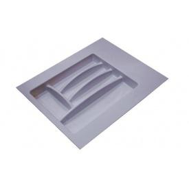 Пенал для посуды серый 400-450 402х498х46 Hafele