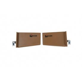 Навес Linken System с заглушками Коричневый