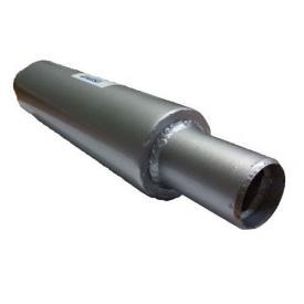 Компенсатор із захисним кожухом приварний сталевий Ду 65 нж сталь 304 PN16