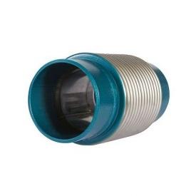 Компенсатор осевой приварной стальной Ду 600 L60 PN16