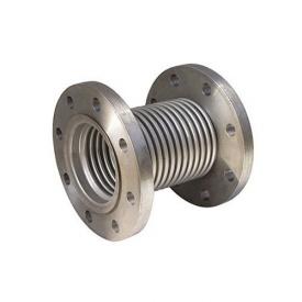 Компенсатор осевой фланцевый стальной Ду 100 L60 PN16