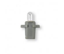 Лампа 24V 1,2W B8,5d серый цоколь 1 шт