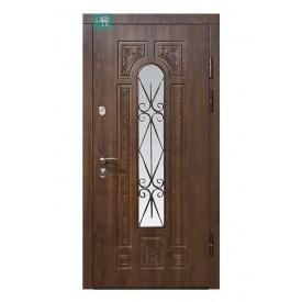 Входные двери Украина Бронь Улица Метал/МДФ