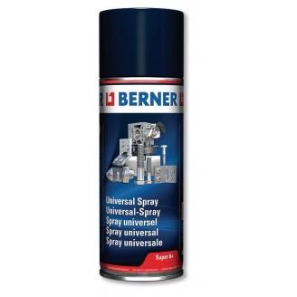 Смазка универсальная Berner для ухода смазки и защиты S 6 100 мл