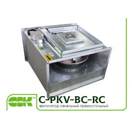 Канальный вентилятор C-PKV-BC-80-50-4-380 прямоугольный