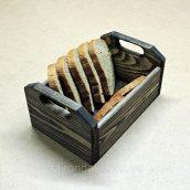 Хлібний лоток Моріон 21х14х10 см