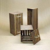 Ящик для зберігання Adirondak Гамбург 30х50х50 см
