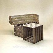 Ящик для зберігання Adirondak Гамбург 30х30х30 см