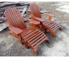 Кресла садовые Гетьман Адирондак, Комплект