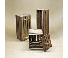 Ящик для хранения Adirondak Гамбург 30х50х50 см