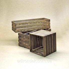 Ящик для хранения Adirondak Гамбург 30х30х30 см