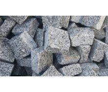 Бруківка гранітна Покост покращена 10х10х5 см