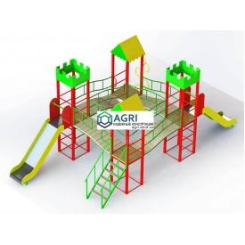 Игровой комплекс Kiddie3