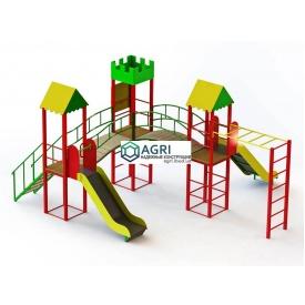 Ігровий комплекс Kiddie 6