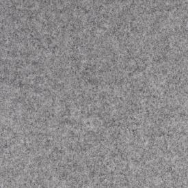 Серый износостойкий ковролин на резиновой основе 4 м